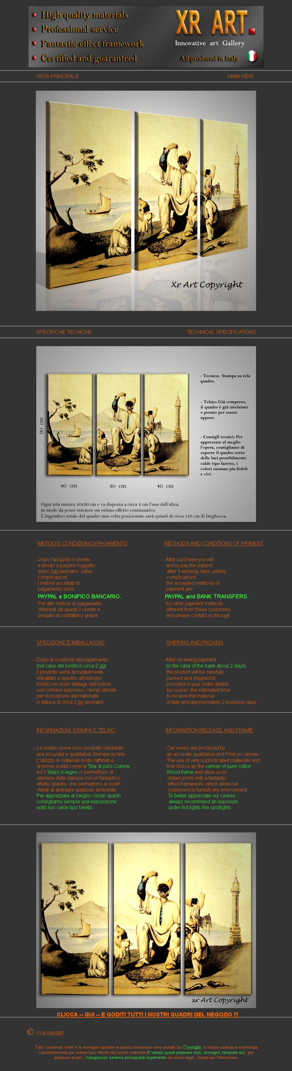 Quadro moderno pulcinella quadri arredo stampe su tela for Stampe arredamento moderno
