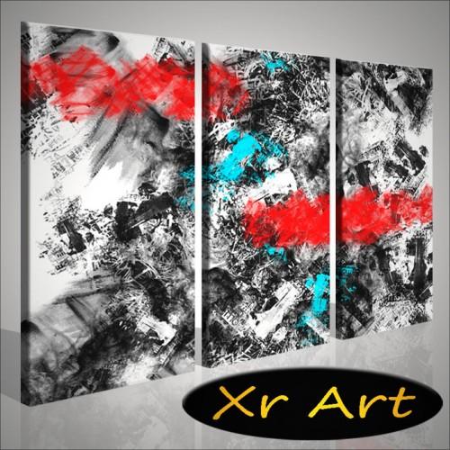 Astratto quadri abstrakt modern bild kunstdrucke quadri for Stampe da parete