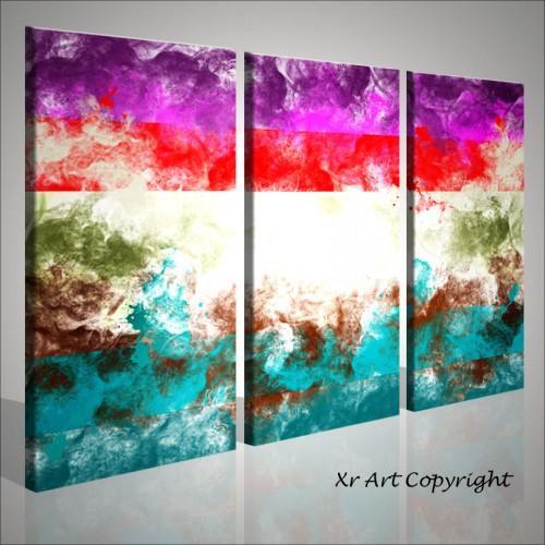 Opere di arte moderna con i miei quadri astratti quadri for Stampe quadri astratti