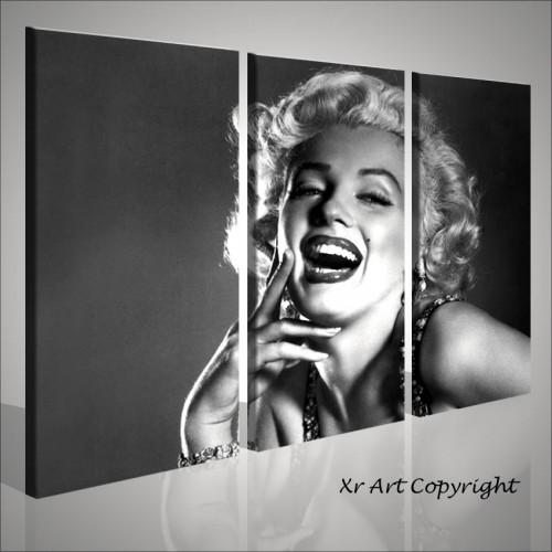 Quadri moderni stampati Marilyn Monroe | Quadri moderni